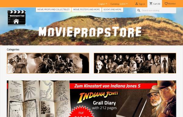 Vorschau von www.moviepropstore.de, Moviepropstore