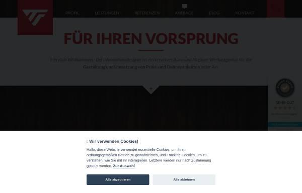 Vorschau von www.der-informationsdesigner.de, Der Informationsdesigner