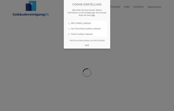 Vorschau von gebaeudereinigung-hannover24.com, Gebäudereinigung Hannover