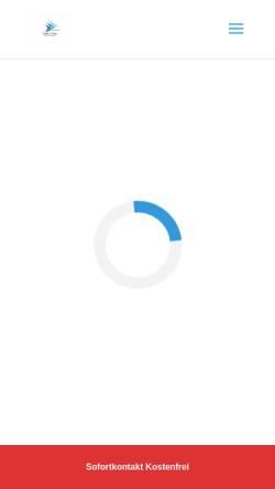 Vorschau der mobilen Webseite www.detektiv-privatdetektei.de, Detektei Hans