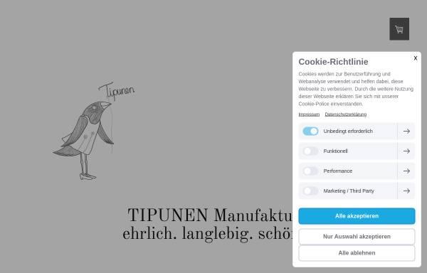 Vorschau von www.tipunen.com, Tipunen