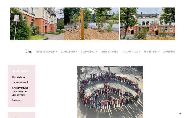 Vorschau von www.burgunderschule-neuss.de, Burgunderschule