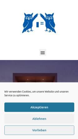 Vorschau der mobilen Webseite www.gutachter.immo, Eulenpesch Planungs- und Sachverständigenbüro