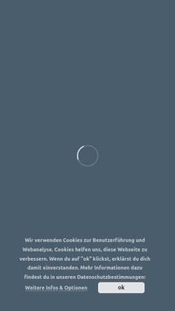 Vorschau der mobilen Webseite www.dipth.de, DipthDesign Hundehalsband Shop