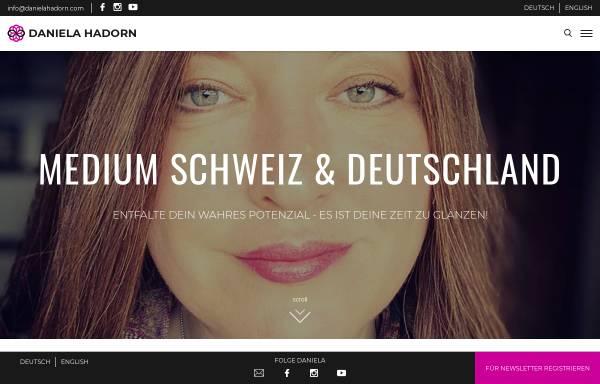 Vorschau von danielahadorn.com, Medium Schweiz Daniela Hadorn