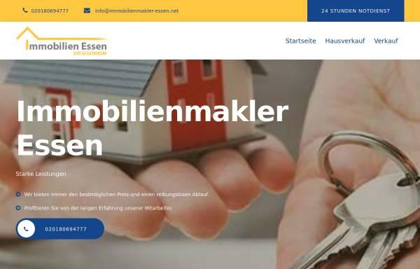 Vorschau von immobilienmakler-essen.net, Immobilienmakler Essen Schneider