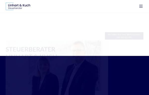 Vorschau von www.steuerkanzlei-muc.de, Linhart & Kuch Steuerberater PartG mbB