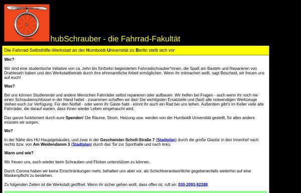 Vorschau von www.refrat.de, hubSchrauber