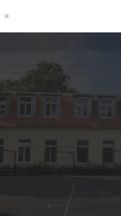 Vorschau der mobilen Webseite www.berthold-otto-schule.de, Berthold-Otto-Schule