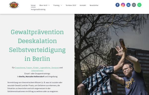 Vorschau von www.selbstverteidigung-berlin.net, Self Defense 4 You