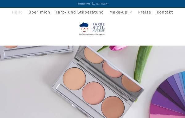 Vorschau von www.farbe-stil-makeup.com, farbe-stil-makeup