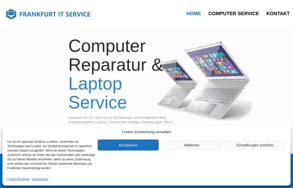 Vorschau von frankfurt-it-service.de, Frankfurt IT Service