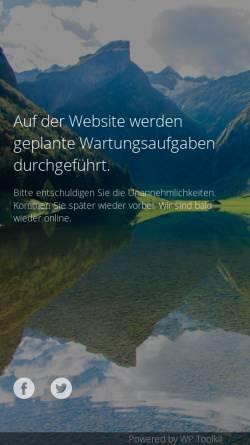 Vorschau der mobilen Webseite managmedia.de, MANAGMEDIA