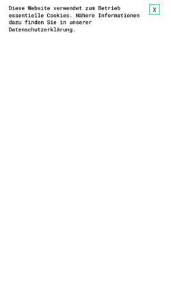 Vorschau der mobilen Webseite swwwish.de, SWISH Webdesign