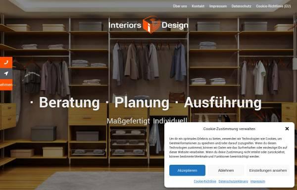 Vorschau von www.interiors.design, R.I.D. Interiors GmbH & Co. KG