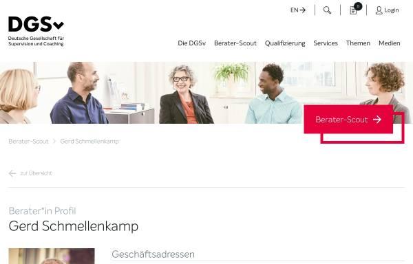 Vorschau von www.systemcoaching.info, ZwischenZeit-Coaching