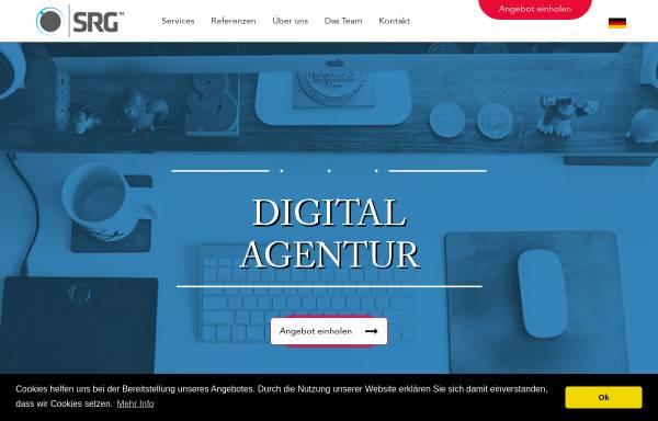 Vorschau von srg-group.at, SRG IT & Marketing GmbH