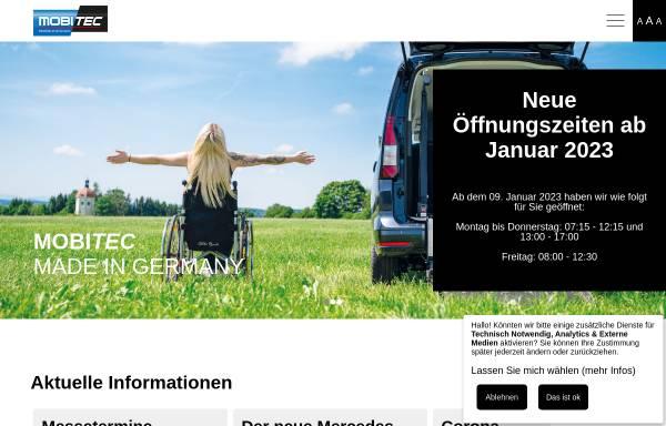 Vorschau von www.mobi-tec.de, MobiTEC GmbH & Co. KG