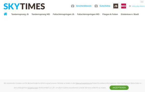 Vorschau von www.sky-times.de, Sky-Times