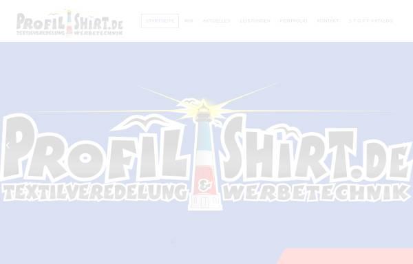Vorschau von profilshirt.de, Profilshirt.de