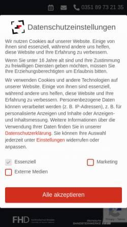 Vorschau der mobilen Webseite skillisch.de, Skillisch Marketing