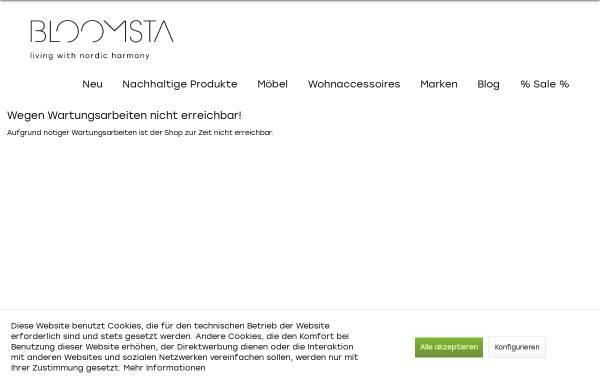 Vorschau von www.bloomsta.de, Bloomsta
