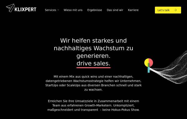 Vorschau von www.klixpert.io, DOPAMIN Marketing GmbH