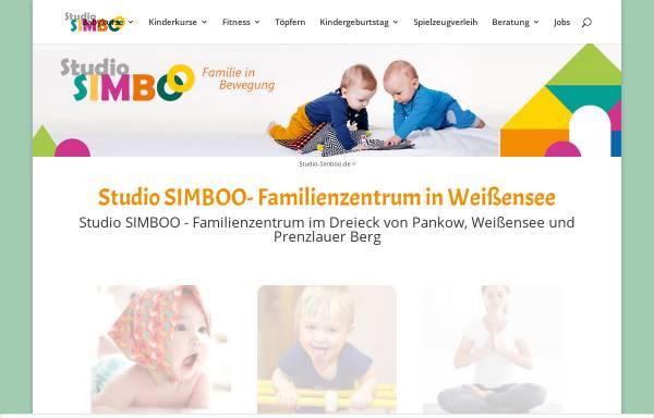Vorschau von www.studio-simboo.de, Studio Simboo