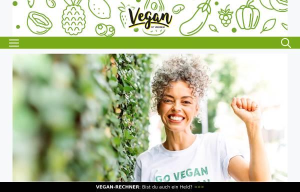 Vorschau von veganfitwerden.de, Vegan Fit Werden