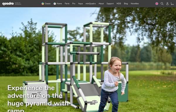 Vorschau von quadroshop.de, QUADRO der Großbaukasten GmbH