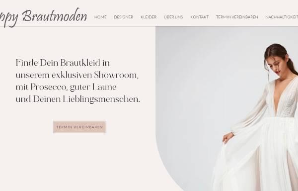 Vorschau von www.happy-brautmoden.de, Happy Brautmoden