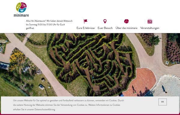 Vorschau von www.minimare.de, minimare