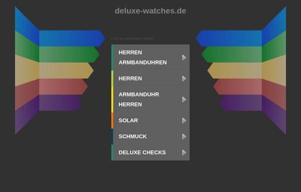 Vorschau von deluxe-watches.de, DELUXE WATCHES