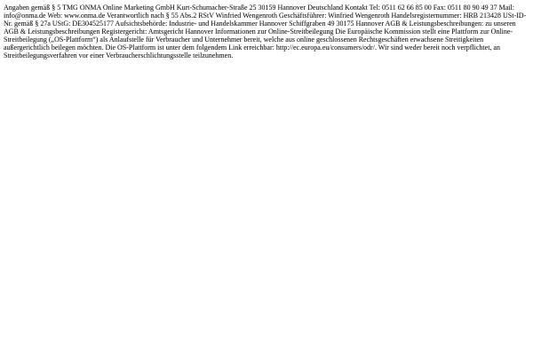 Vorschau von versicherungen-musikinstrumente.de, concreativ OHG