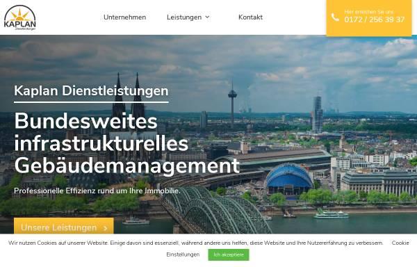 Vorschau von kaplandl.de, Kaplan Dienstleistungen GmbH