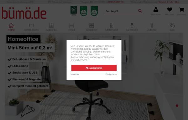 Vorschau von www.xn--brombel-versand-ctb2h.de, Bümö.de