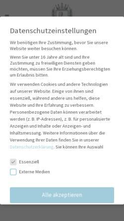 Vorschau der mobilen Webseite www.otberg-medical.de, Otberg Medical - Dr. med. Nina Otberg