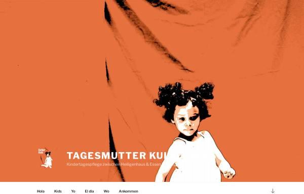 Vorschau von www.addys.de, Kindertagespflege KulturKids