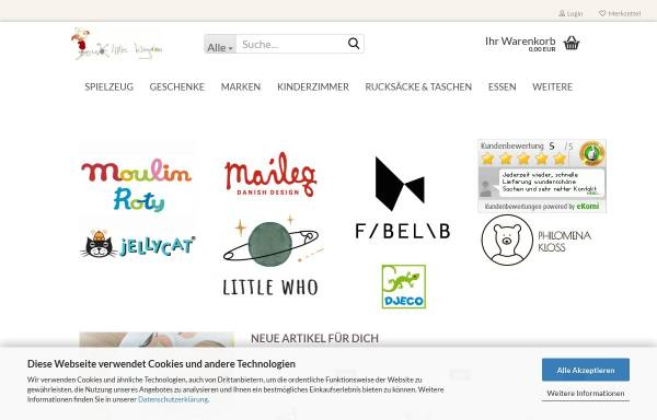 Vorschau von www.yourlittlekingdom.de, Your Little Kingdom