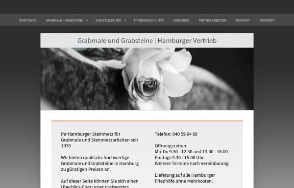 Vorschau von www.grabmale-otto-ihlenfeld.de, Otto Ihlenfeld GmbH