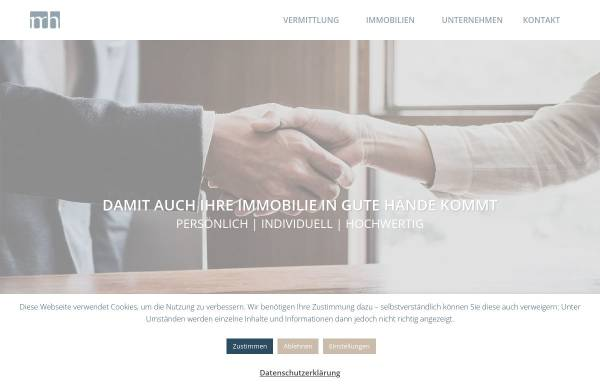 Vorschau von marchaerter-immobilien.de, Marc Härter Immobilien