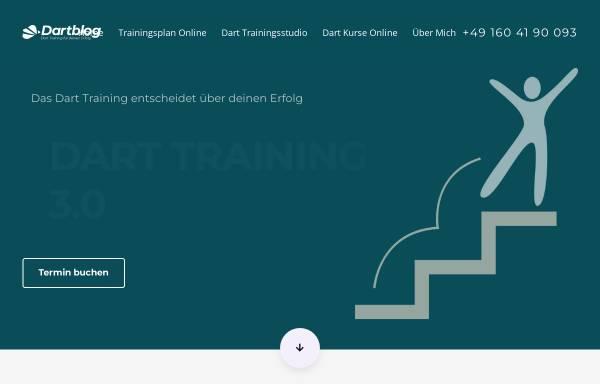 Vorschau von dartblog.de, Dartblog