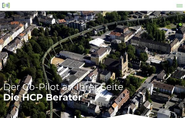Vorschau von hcp-berater.de, Heilmann, Conrad & Partner Partnerschaft mbB
