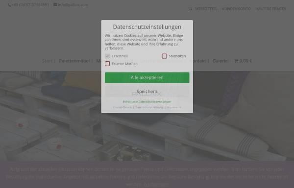 Vorschau von pallaix.com, Pallaix