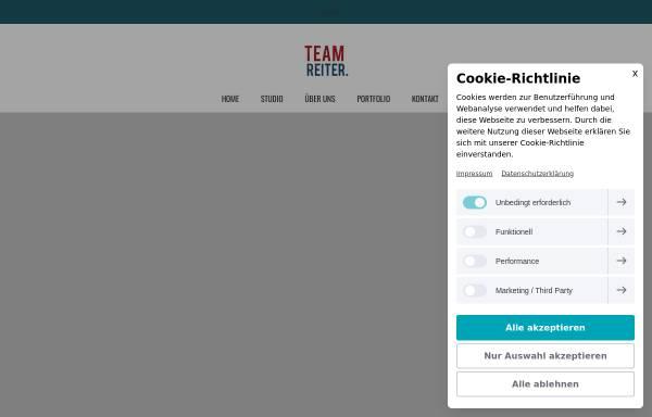 Vorschau von www.team-reiter.de, Foodfotostudio Team Reiter