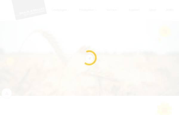 Vorschau von www.braun-mueller.de, Braun & Müller Druck- und Medienproduktions-GmbH