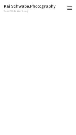 Vorschau der mobilen Webseite www.kaischwabe.de, Kai Schwabe Photography