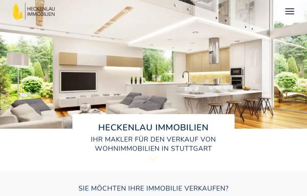 Vorschau von www.heckenlau-immobilien.de, Heckenlau Immobilien e.K.