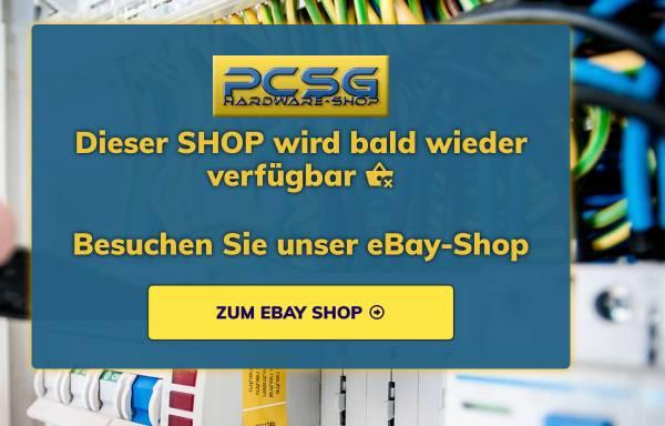 Vorschau von pcsg-shop.com, PCSG-Shop