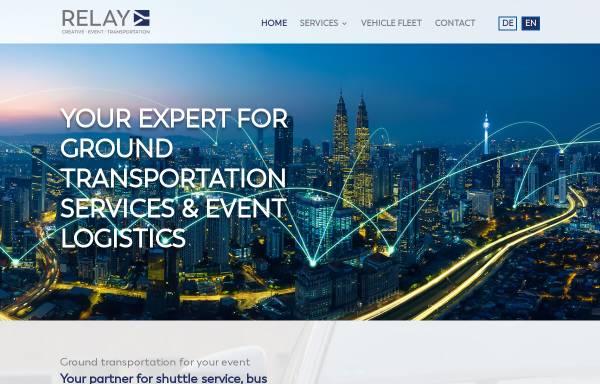 Vorschau von www.relay-on.de, RELAY GmbH